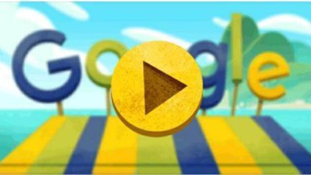 JO 2016: Google marchează debutul JO cu un doodle inspirat din jocul fructelor (VIDEO)