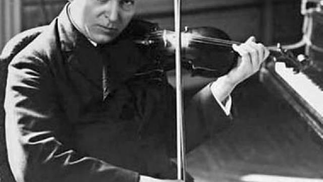 DOCUMENTAR:135 de ani de la nașterea marelui compozitor George Enescu