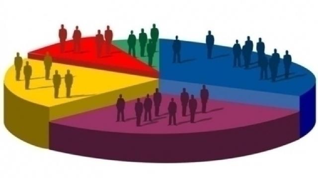 Au fost procesate 55% din chestionarele de la Recensământul din 2014
