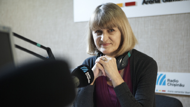 Maria Mocanu -
