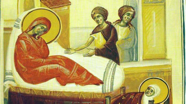 Astăzi este prăznuită Nașterea Maicii Domnului