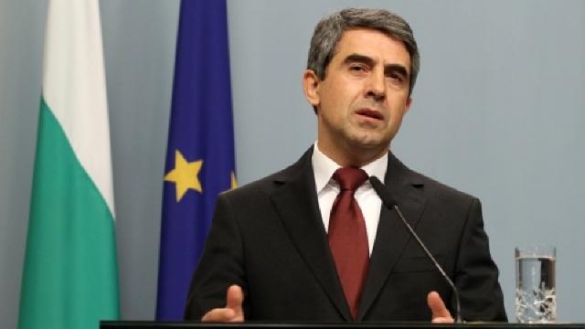 Fostul Președinte al Bulgariei, Rosen Plevneliev, în vizită la Chișinău