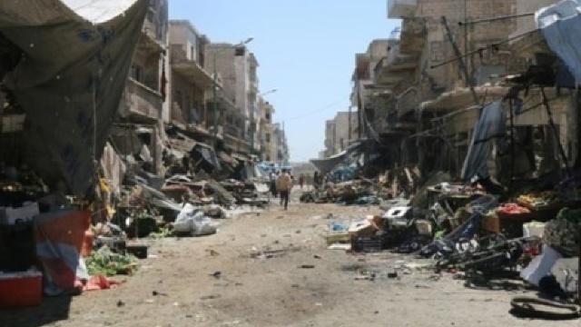 Siria: Armistițiul este respectat, dar oamenii disperați așteaptă încă ajutoarele