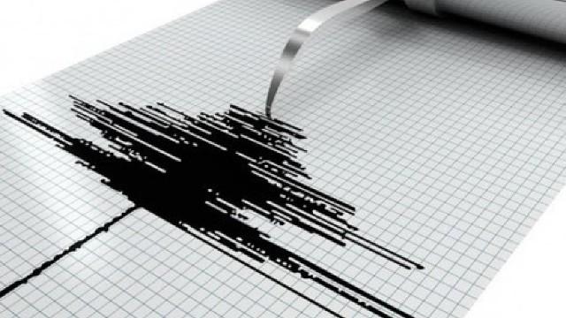 Cutremur de 3,2 în această dimineață în România