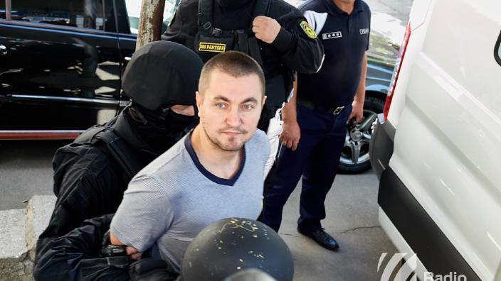 """Veaceslav Platon, condamnat la 25 de ani de închisoare într-un dosar legat de trupele speciale """"Pantera"""""""