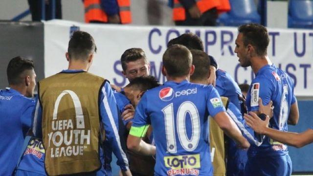 UEFA Youth League | Sheriff Tiraspol a fost eliminată de Viitorul Constanța