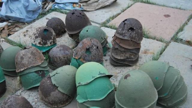 Osemintele a 594 de militari români, căzuți la Stalingrad, reînhumate în Rusia, de Ziua Armatei Române