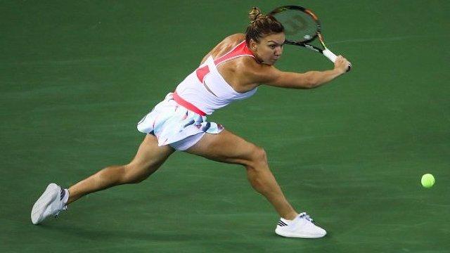 Beijing   Simona Halep, eliminată de chinezoaica Shuai Zhang în optimi