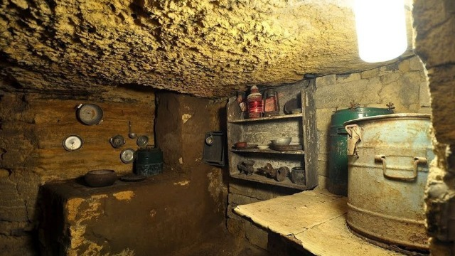 FOTO | Cea mai extinsă reţea de tuneluri din lume, datează din secolul XVIII