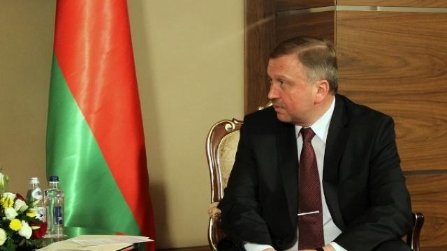Premierul Belarus efectuează o vizită de două zile în Republica Moldova