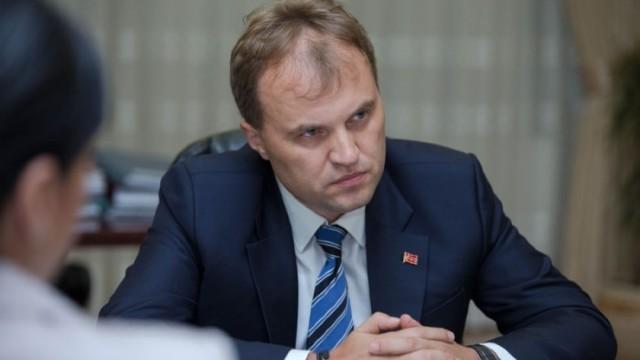 Liderul de la Tiraspol afirmă că pensiile transnistrenilor au fost reduse cu 30% din cauza UE și a Ucrainei