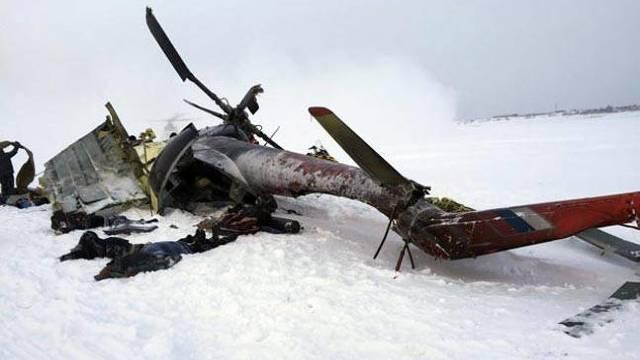 Accident de elicopter în Siberia. Cel puțin 19 oameni au decedat.