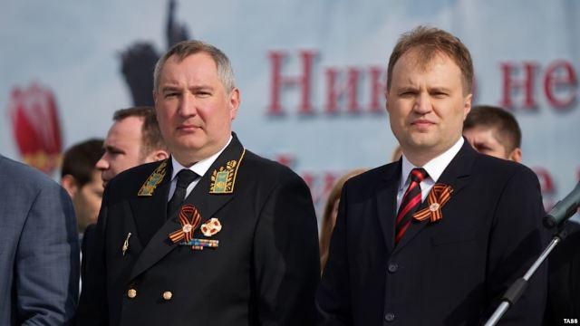 Rogozin vine astăzi la Chișinău... pentru a merge la Tiraspol