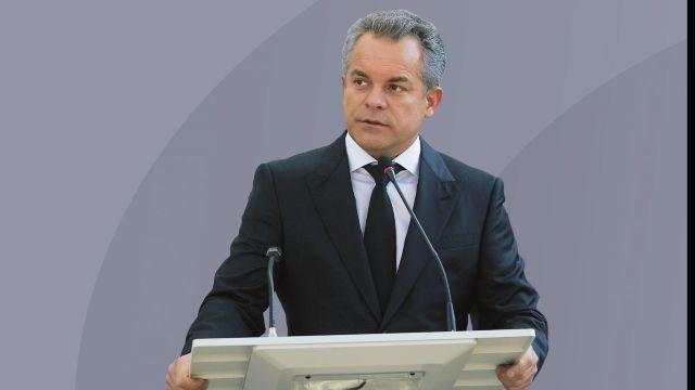 Vlad Plahotniuc a fost ales președintele Partidului Democrat