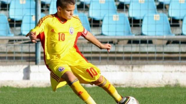 Ianis Hagi a debutat la Fiorentina în Serie A
