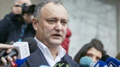 Igor Dodon anunță că va veni cu o inițiativă pentru a înregistra o nouă Lege cu privire la funcționarea limbilor pe teritoriul R.Moldova