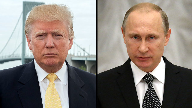 Putin a fost ales cel mai puternic om din lume de către revista Forbes. Donald Trump ocupă poziția a doua