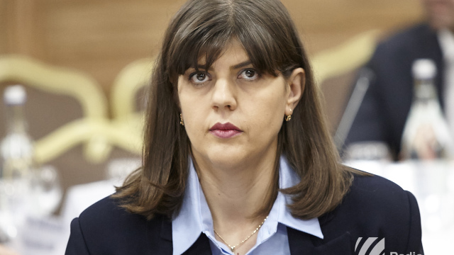 Laura Codruţa Kövesi, despre sistemul anticorupţie din Ucraina
