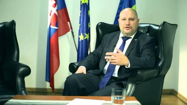 """Ambasadorul Slovaciei la Chișinău: """"Să declari că ești pro-european, nu este suficient pentru noi"""""""