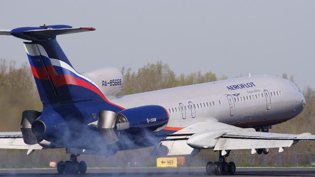 Rusia suspendă zborurile avioanelor TU-154 după prăbușirea unui aparat de acest tip în Marea Neagră