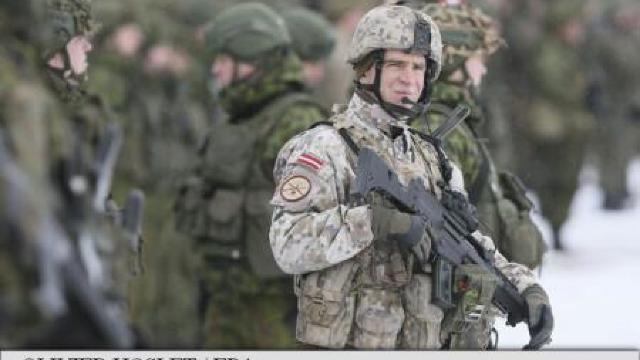 Țările baltice speră să încheie acorduri militare cu SUA înainte de învestirea lui Donald Trump