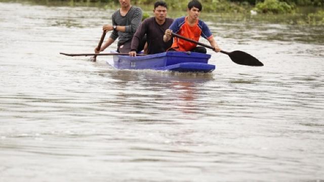 Thailanda   Ploile torenţiale au făcut cel puțin 14 victime (FOTO)