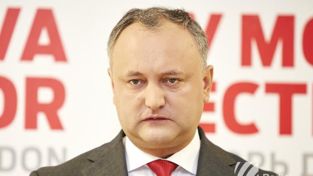 """Igor Dodon a găsit o """"fereastră de oportunitate"""" și vrea ca transnistrenii să participe la alegerile din 2018"""