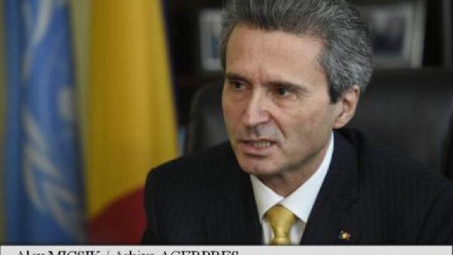 Ambasadorul României la ONU: Este necesar să reinstaurăm încrederea în ordinea globală