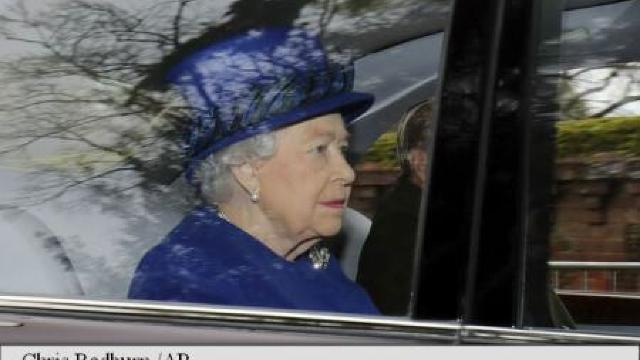 Regina Elisabeta, la prima apariție publică în 2017, după o răceală puternică