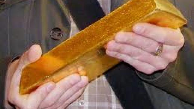 Misterul unui lingou de aur descoperit în Ciudad de Mexico a fost, în sfârșit, elucidat