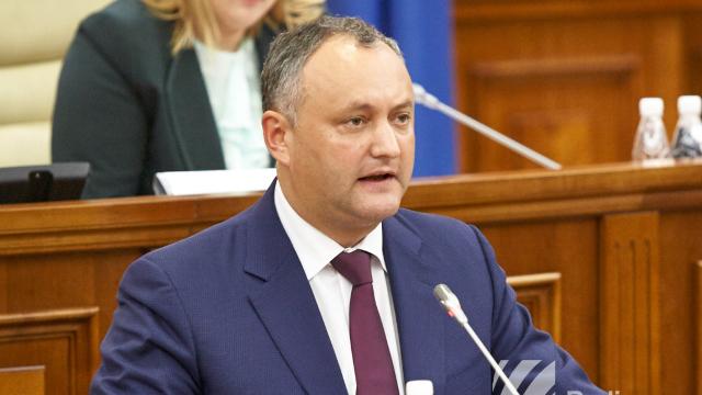 Igor Dodon, în vizită la Moscova | Cu ce oficiali se va întâlni