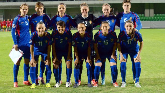 Fotbal feminin | R.Moldova se califică în turul doi al preliminariilor CM