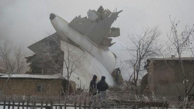 Accident aviatic în Kârgâzstan   Cauza prăbușirii, o eroare de pilotaj