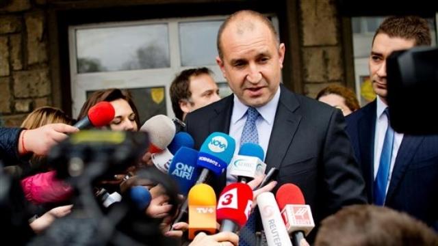 Preşedintele Bulgariei: