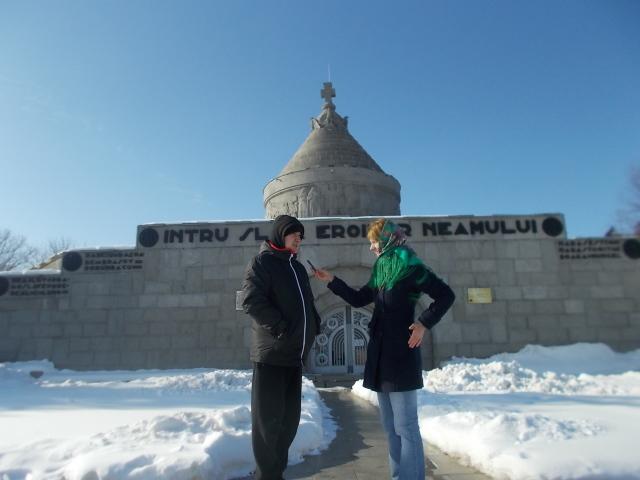 Maluri de Prut | Mausoleul de la Mărășești: un loc sacru pentru românii de pretutindeni
