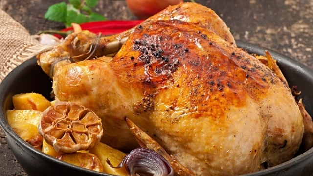 Rețeta zilei | Puiul dietetic