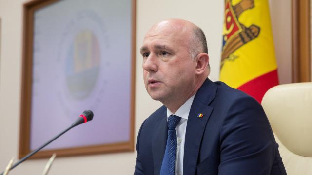 Pavel FILIP: Republica Moldova va insista pe retragerea NECONDIȚIONATĂ a trupelor ruse