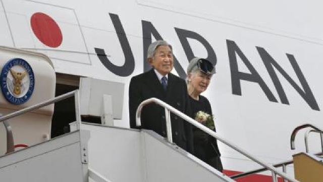 Împăratul Japoniei Akihito întreprinde prima sa vizită în Vietnam