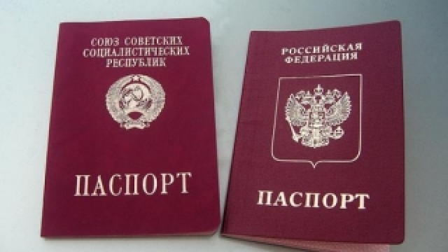 Moscova fabrică cetățeni ruși, pregătind o simplificare a procedurilor pentru locuitorii din Transnistria
