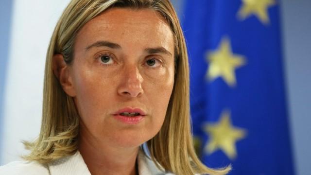Federica Mogherini: UE se va asigura că acordul cu Iranul 'va fi implementat de toate părțile'