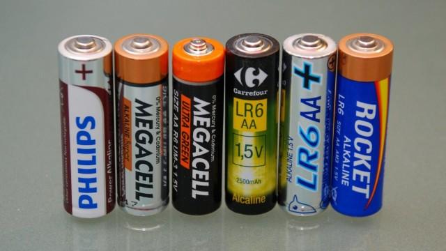 La Dubăsari a fost deschis un punct de colectare a bateriilor uzate