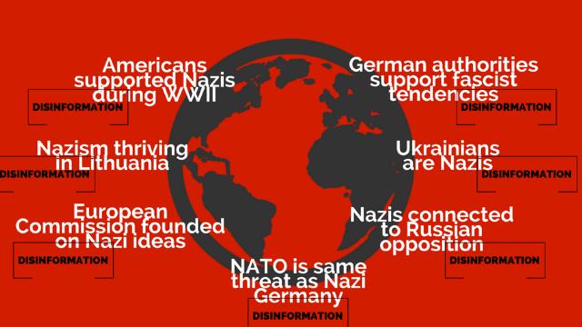 Stop FALS | Naziști în stânga, naziști în dreapta - naziști de jur împrejur