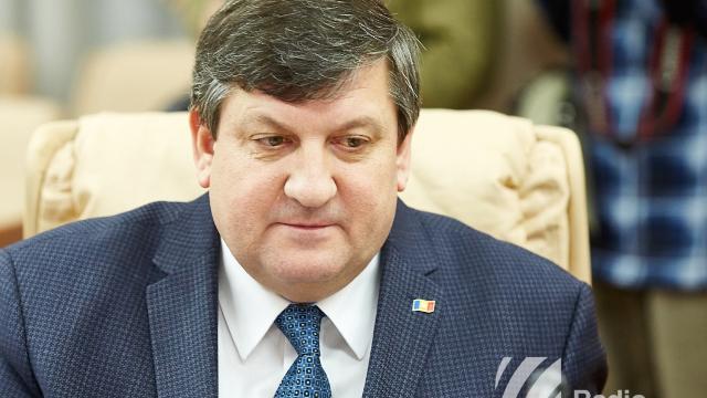 Fostul ministru al transporturilor, Iurie Chirinciuc, condamnat la închisoare cu suspendare