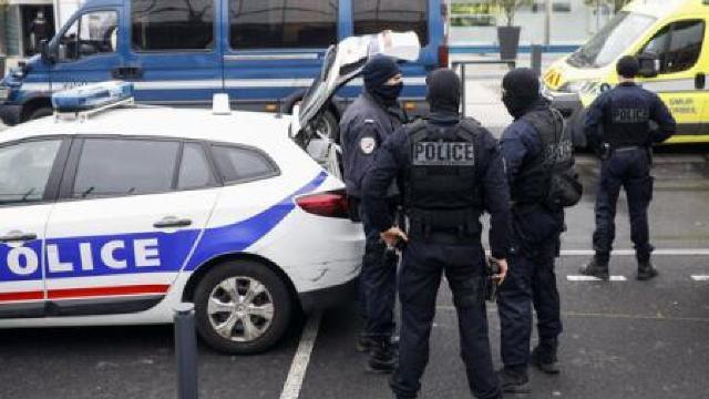 Franța | Alertă cu BOMBĂ: Zona financiară a tribunalului de mare instanță din Parisa fost evacuat