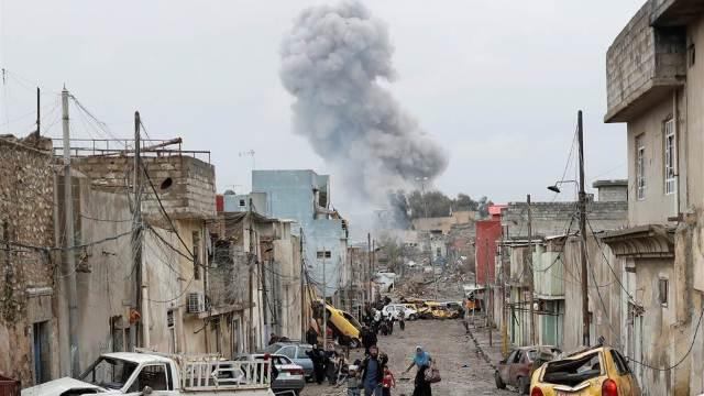 Ciocniri între forţele de securitate siriene şi rebeli în Damasc