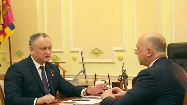 Noul ambasador la Moscova, apropiatul lui Igor Dodon (Revista presei)