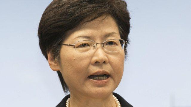 Carrie Lam, favorită a Beijingului, desemnată șefă a executivului din Hong Kong