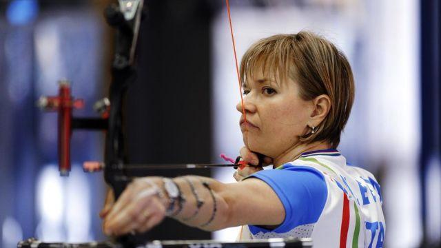 Natalia Valeeva, originară din Tiraspol, va reprezinta sportivii în Comitetul Executiv al Federației de tir cu arcul