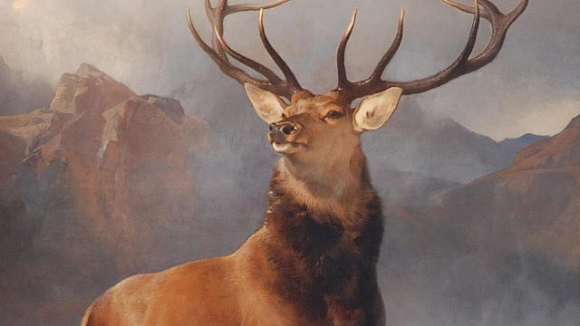 Celebru tablou scotian, cumparat pentru stat printr-o strangere de fonduri