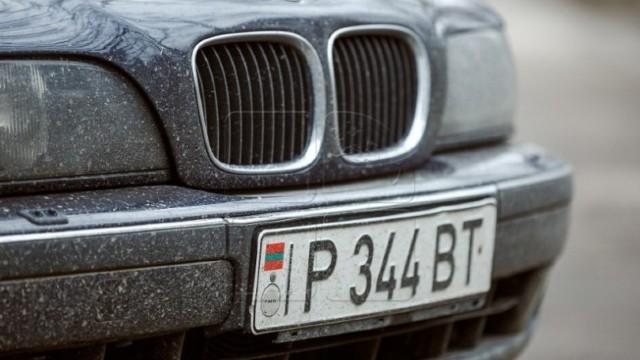Intrarea în Ucraina a vehiculelor cu înmatriculare în stânga Nistrului va fi interzisă, începând cu 1 septembrie